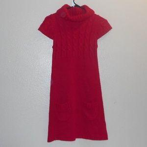 Sweater Project  chunky sweater dress